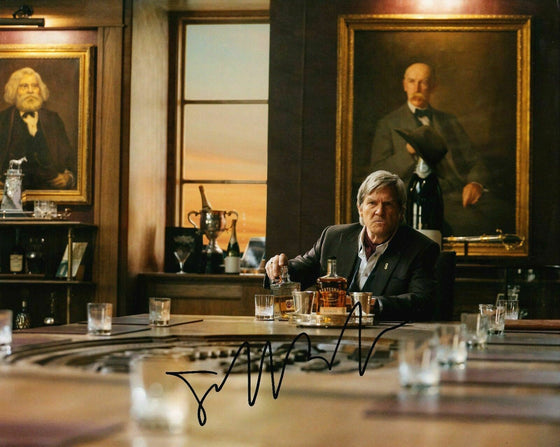Jeff Bridges Signed 10X8 PHOTO Kingsman: The Golden Circle AFTAL COA (5184)