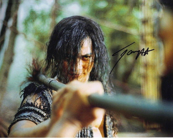 Tony Jaa Signed 10X8 Photo Ong Bak 2: The Beginning Genuine AFTAL COA (5400)