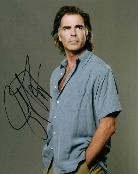 Jeff Fahey Autograph LOST Signed 10x8 Photo (5610)