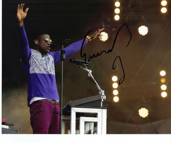 Labrinth Genuine Hand Signed 10x8 Photo