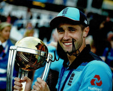Chris Woakes Signed 10X8 Photo 2019 England CRICKET World Cup AFTAL COA (B)