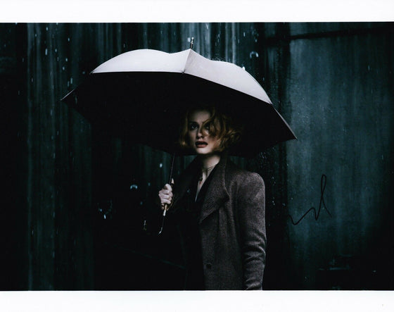 Alison Sudol Signed 10X8 Photo Fantastic Beasts AFTAL COA (7311)