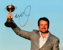 Graeme Mcdowell Signed 10X8 Photo RYDER CUP WINNER AFTAL COA (3061)