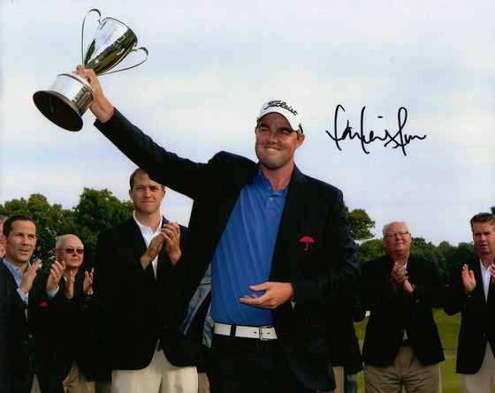 Marc Leishman Genuine Hand Signed 10X8 Photo (3044)