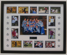 FRAMED Ryder Cup Team Genuine Hand Signed 16X12 Photo Signed By 13 Very Rare