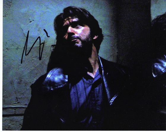 Al Pacino Genuine Hand Signed 10x8 In Person Autograph Carlitos Way (5155)