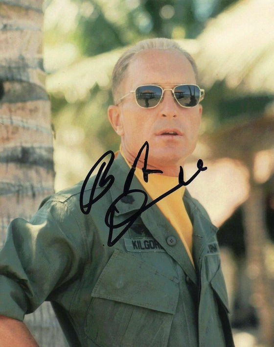 Robert Duvall Signed 10X8 Photo APOCALYPSE NOW Genuine Autograph AFTAL COA (7285