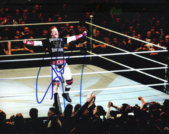 SHEAMUS  SIGNED 10X8 PHOTO (WWE) AUTOGRAPH AFTAL COA (7078)