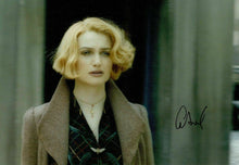 Alison Sudol Signed 12X8 Photo Fantastic Beasts AFTAL COA (B)