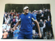 Ian Poulter Signed 16X12 Photo Ryder Cup Legend Private SIGNING AFTAL COA (D)