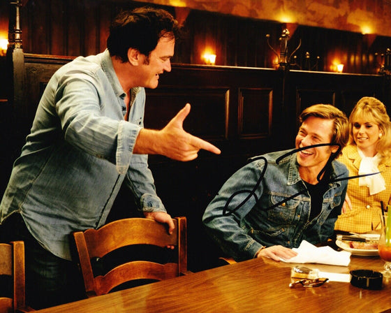 Quentin Tarantino Signed 10X8 Photo Once Upon A Time In Hollywood AFTAL COA (B)