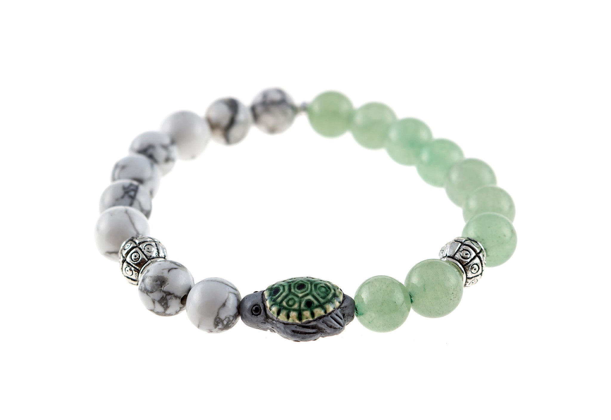 braceletsdude light green bracelet sea turtle beaded top products