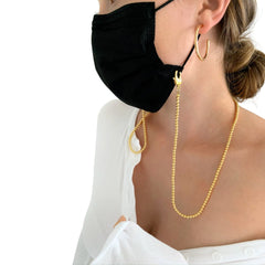 4-in-1 Face Mask Chains/Glasses Chain/Necklace