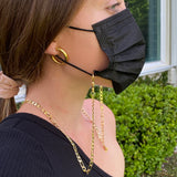 Gemmy Chain Face Mask Chain/Glasses Chain/Necklace - Bettina's Collection