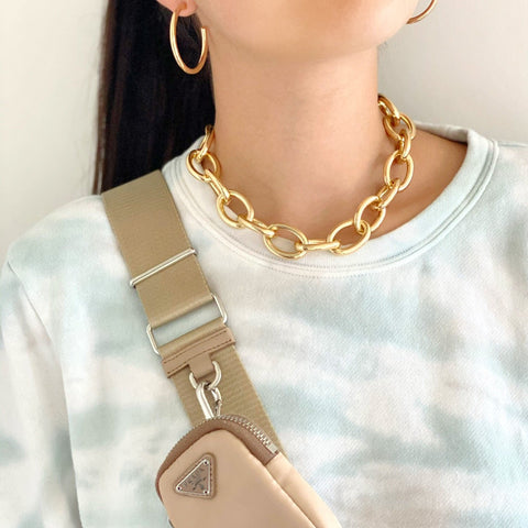 Lorna Gold Link Chain
