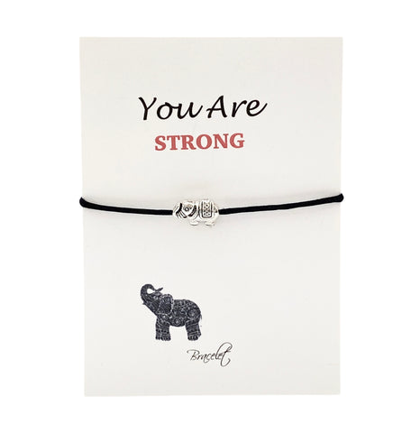 You Are Strong Bracelet - Bettina's Collection
