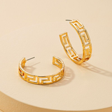 Grecian Hoops - Bettina's Collection