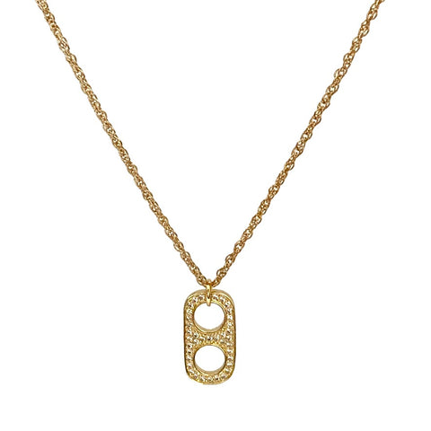 Penelope CZ Necklace - Bettina's Collection
