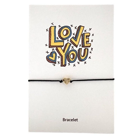 Love You Bracelet - Bettina's Collection