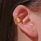Serena Gold Ear Cuff - Bettina's Collection