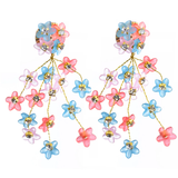 Jenbe Statement Earrings - Bettina's Collection