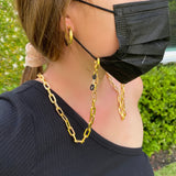 Link Face Mask Chain or Glasses Chain - Bettina's Collection