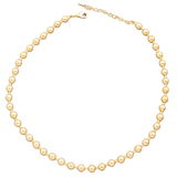 Ball and Chain Necklace- Classic or Dainty - Bettina's Collection