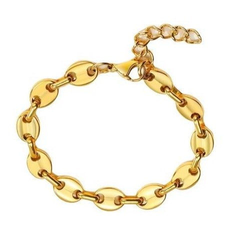 Hollow Puff Bracelet - Bettina's Collection