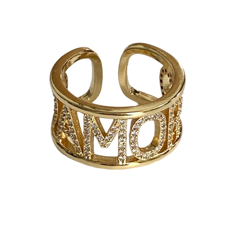 Amore Ring - Bettina's Collection