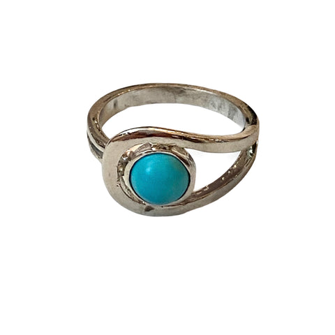 Cammy Silver Ring - Bettina's Collection