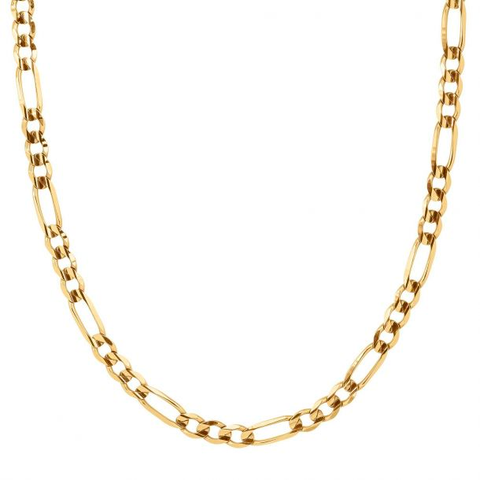 The Courtney Chain Choker in Gold or Silver - Bettina's Collection