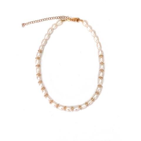 Jules Peal Choker - Bettina's Collection