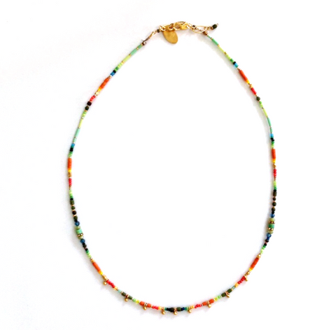 Bettina Beaded Necklace - Bettina's Collection