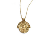 Palace Coin Necklace - Bettina's Collection