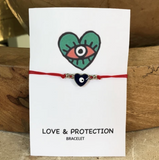 Love and Protection Bracelet - Bettina's Collection