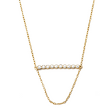 Meridian Ave. Bettina Necklace