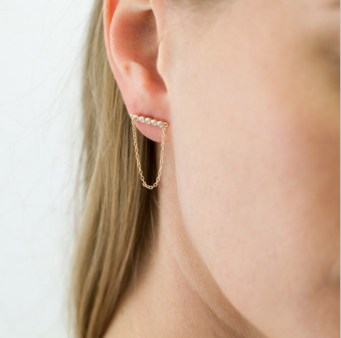Meridian Ave. Bettina Earrings