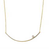 Meridian Ave. Lucy Necklace - Bettina's Collection