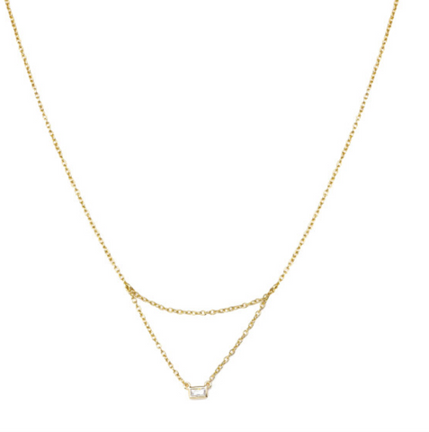 Meridian Ave. Amelia Necklace - Bettina's Collection