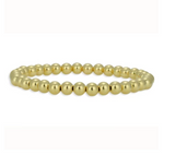 Gold Ball Bracelets - Bettina's Collection