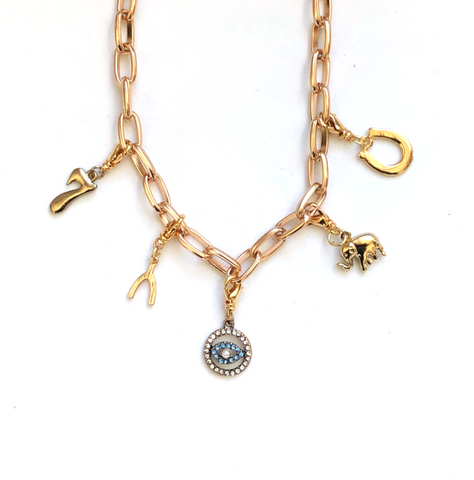 Good Luck Charm Necklace - Bettina's Collection