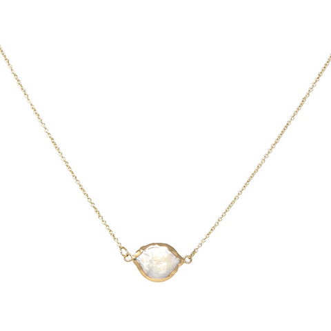 Chloe Freshwater Pearl Necklace - Bettina's Collection