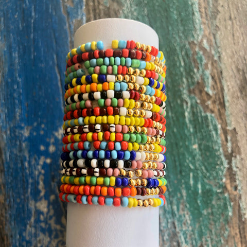 Color My World Bracelets