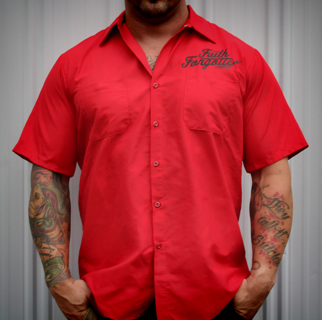 Red Kap Work Shirts
