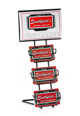 Smithfield's Chicken & Bar-B-Q Gift Cards