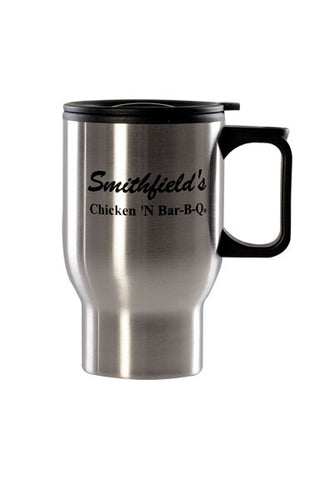 Smithfield's Double Wall Thermos Stainless Steel