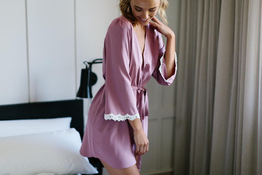 Robe No.2 in Berry