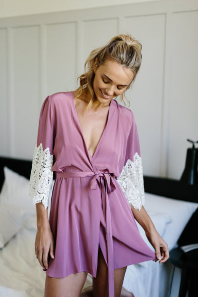 Robe No.1 in Berry