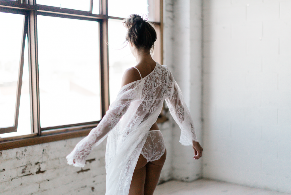 Ethereal Knicker in Natural