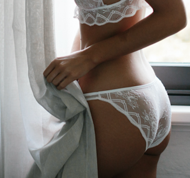 Dulcet Knicker in Natural